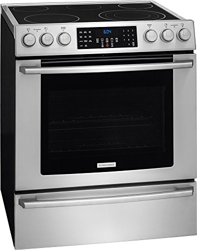 Electrolux EI30EF45QSIQ-Touch 30' Stainless Steel Electric...