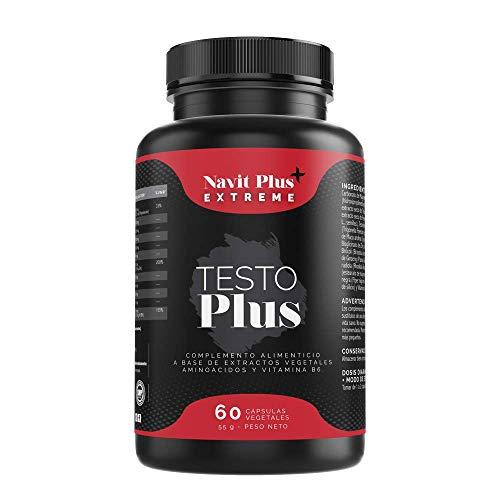 Testosterona vigorizante, aumento de rendimiento masculino. TESTOFEN + ginseng, zinc y maca. Testosterona natural REGISTRADA y avalada con estudios clínicos. Aumento de potencia sexual. ISO 9001