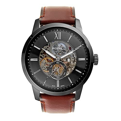 Fossil Townsman Analog Grey Dial Men's Watch-ME3181