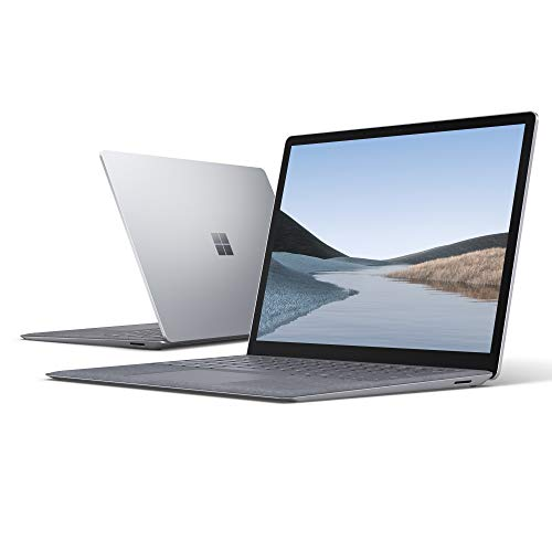 Microsoft Surface Laptop 3, 13', Core i5, RAM 8 GB, SSD 128 GB, Platinum