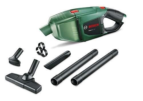 Bosch EasyVac 12 - Aspiradora (Secar, Sin bolsa, 0.38 L, Verde, 12 V, Ión de litio)