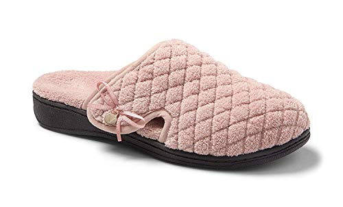 Vionic Adilyn Women's Orthotic Support Slippers Rose - 8