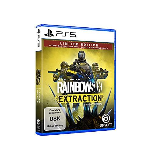 Rainbow Six Extraction - Limited Edition (exklusiv auf Amazon) - [PlayStation 5]