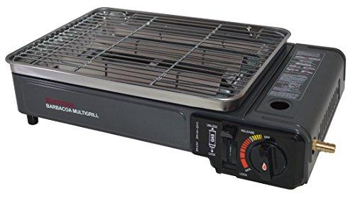BUTSIR COCH0011 Barbecue Portatile, per cartucce