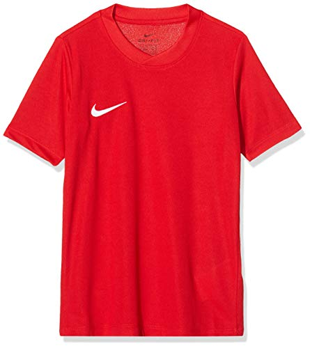 Nike Kinder Park Vi Trikot T-shirt, 725984-657 ,Rot (University Red/White), S