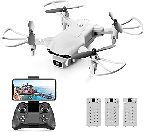 4DRC V9 720P Drone con Telecamera HD FPV, Un Pulsante di Decollo/ Atterraggio, modalit Senza Testa, G-Sensore, Volo Circolare, 3D Flip, Funzione di Hovering, Adatto ai Principianti e Bambini