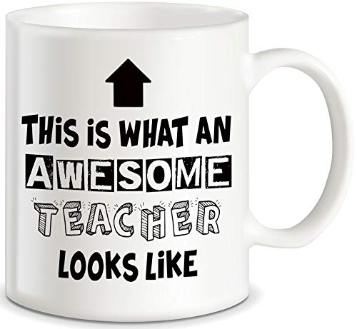 Teacher Appreciation Gifts What An Awesome Teacher Looks...