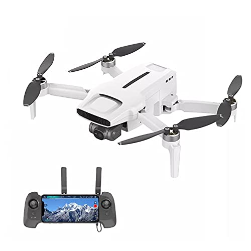 JJDSN Drone GPS 8KM con Giunto cardanico Meccanico a 3 Assi 4k, droni Professionali 5G FPV per Adulti 31 Minuti di Volo, quadricottero RC 250g Mini Drone