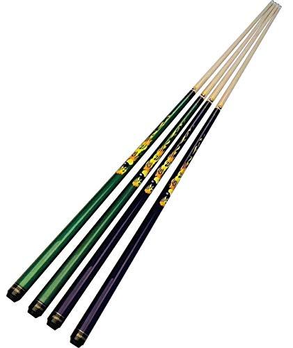 Jian Ying 19 20 21 oz 9 Ball Pool Cue Stick 2-Piece Joint...
