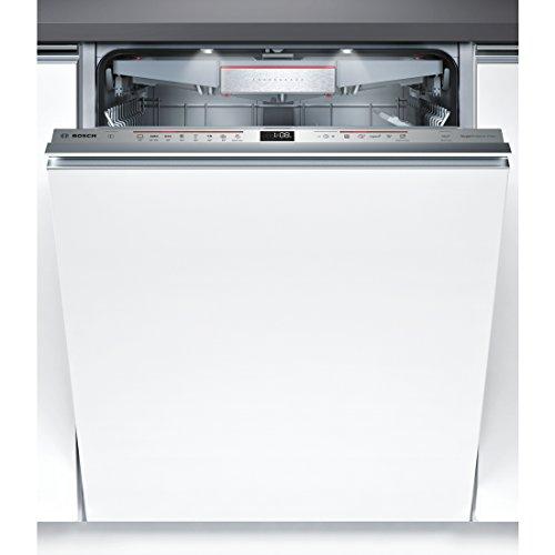 Lave vaisselle encastrable Bosch SMV68TX00E - Lave vaisselle tout integrable 60 cm - Classe A+ / 39 decibels - 14 couverts - Tiroir a couvert