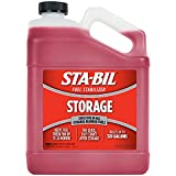 STA-BIL Storage Fuel Stabilizer - Guaranteed To Keep Fuel Fresh Fuel Up To Two Years - Effective In All Gasoline Including All Ethanol Blended Fuels - For Quick, Easy Starts, 128 fl. oz. (22213)