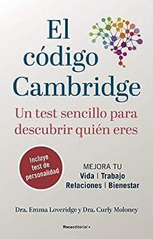 El código Cambridge de Emma Loveridge y Curly Moloney