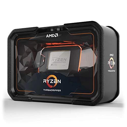 AMD YD292XA8AFWOF Ryzen Threadripper 2920WX WOF TR4 12 Core 3,5 GHz 32 MB CPU, Schwarz