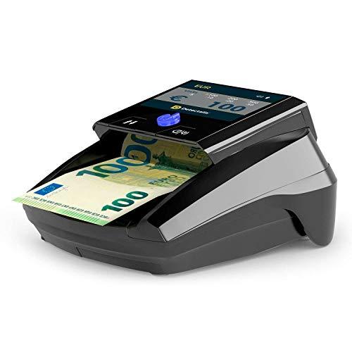 Detectalia D7 TFT - Detector de billetes falsos para EUR y U