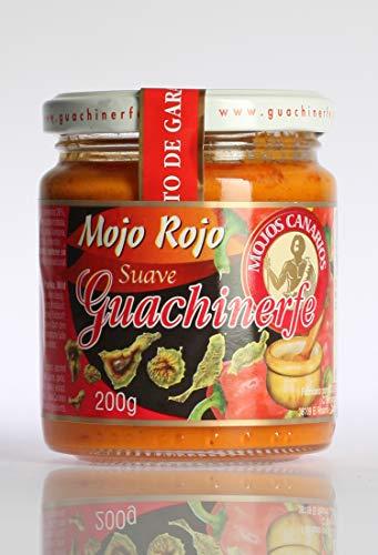Mojo Rojo Suave Guachinerfe 200G