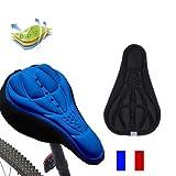 SIMPLISIM: Housse DE Selle VÉLO Confortable Confort 3D VTT Doux...
