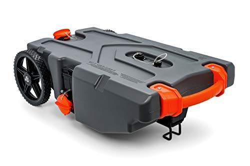 Camco Rhino Heavy Duty 28 Gallon Portable RV Waste Holding Tank...