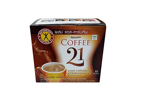 Naturegift Instant Coffee Mix 21 Plus L-carnitine Slimming Weight Loss Diet 1 - My Weight Loss Today