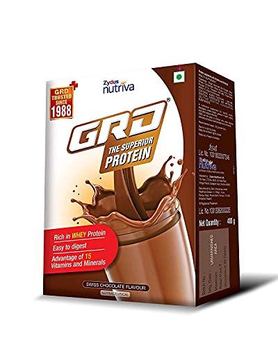 GRD Superior Whey protein powder