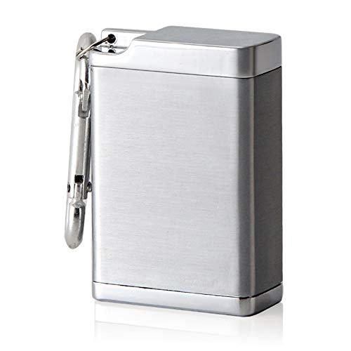 Gwolf Cendrier Portable Mini cendrier de Poche Anti-odeurs, cendrier pour...