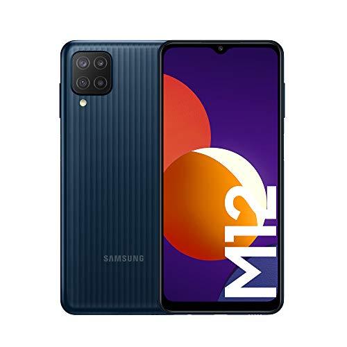 Samsung Smartphone Galaxy M12 con Pantalla Infinity-V TFT LCD de...