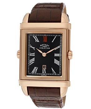 Men's Evolution TZ2 Reversible Rectangle Watch