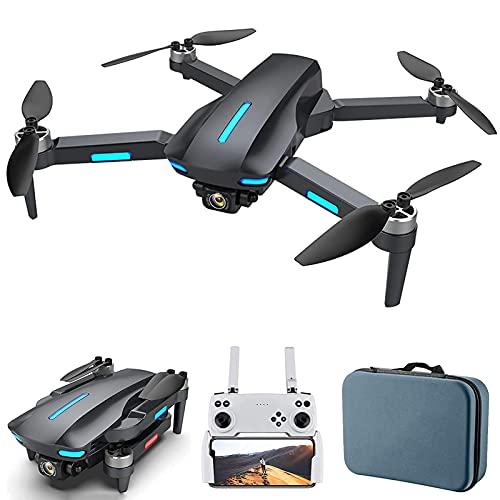 LYHY Droni 8K con Doppia Fotocamera per Principianti, Drone GPS 5G Professionale + 30-120 Minuti di Volo + Motore Senza spazzole + Ritorno Automatico a casa Facile da Usare per Adulti