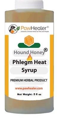 PawHealer Dog Cough Remedy-Hound Honey Syrup...
