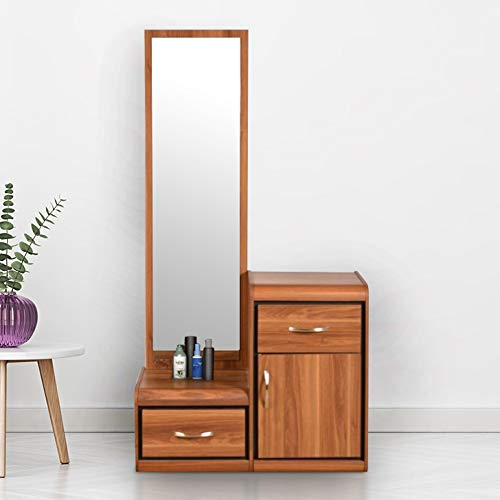 HomeTown Archer Engineered Wood Dressing Table in Wenge Colour