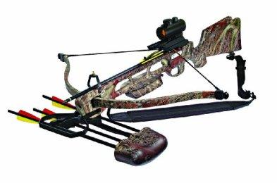 Arrow Precision Inferno Fury Crossbow Kit (175-Pounds)