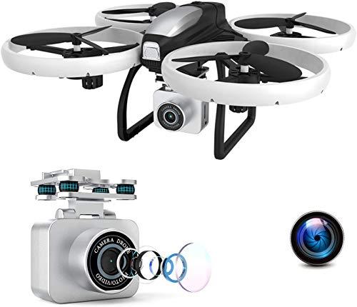 EACHINE E020 Drone con Telecamera 4K HD Grande Fotografia Aerea Controllo App RTF Batteria di Grande capacit