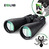 ESSLNB Giant Binoculars Astronomy 15X70 with Phone Adapter Tripod Adapter and Carrying Bag FMC Waterproof Binoculars for Adults Kids