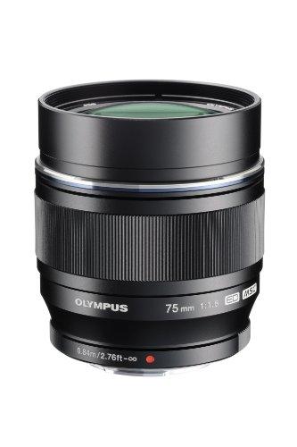 Olympus M.Zuiko Digital ED 75mm F1.8 Lens, for...