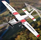 RC Plane 2.4Ghz 2 Channels RTF RC Airplane, RC Aircraft with 3-Axis Gyro for Beginner Easy to Fly...