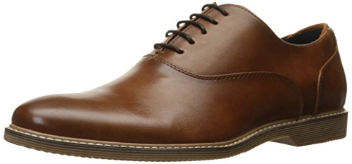Steve Madden Men's Nunan Oxford, Tan, 11 M US