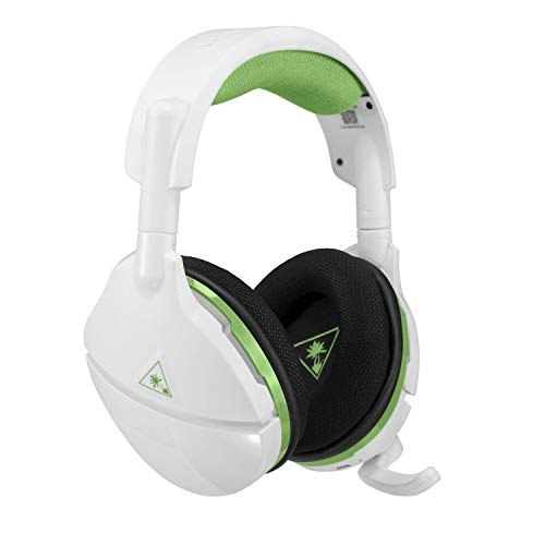 Turtle Beach Stealth 600X Bianco Cuffie Gaming  per Xbox One, Wireless