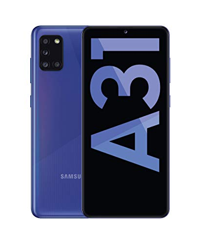 Samsung Galaxy A31 - Smartphone 6.4' Super AMOLED (teléfono 4GB...