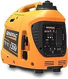 Generac 76711 GP1200i 1200 Watt Portable Inverter Generator, Orange and Black