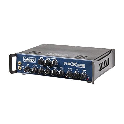 Laney NEXUS Series NEXUS-SLS - Hybrid Tube Bass Guitar Amp Head - 500W - USB Interface - DSP