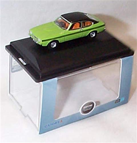 Oxford Ford Capri MkII Lime Green Only Fools & Horses vehicle 1:76 railway scale diecast model