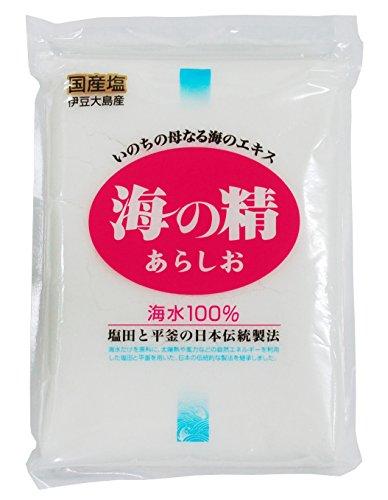 海の精 あらしお(赤ラベル) 500g