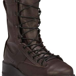 B Belleville Arm Your Feet Men's 330 ST Wet Weather Steel Toe Flight Boot