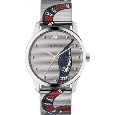 GUCCI Men's G-Timeless Bracelet Strap Watch, Multi 38mm YA1264123