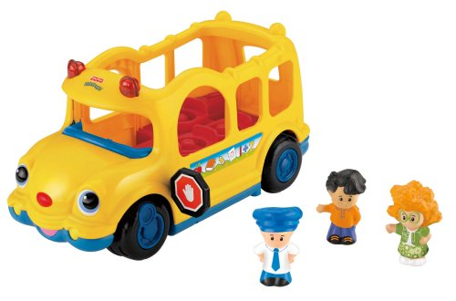 Fisher-Price Lil People School Bus