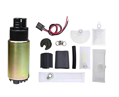 TOPSCOPE FP388335 - Universal Electric Fuel Pump Installation Kit with strainer