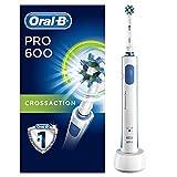 Oral-B PRO 600 3D CrossAction Brosse à Dents Électrique