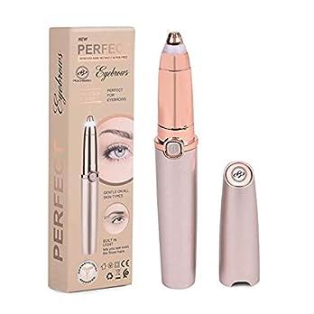 Portable Electric Eyebrow Face, Lip, Nose, Chin Hair Remover, Epilator for Women