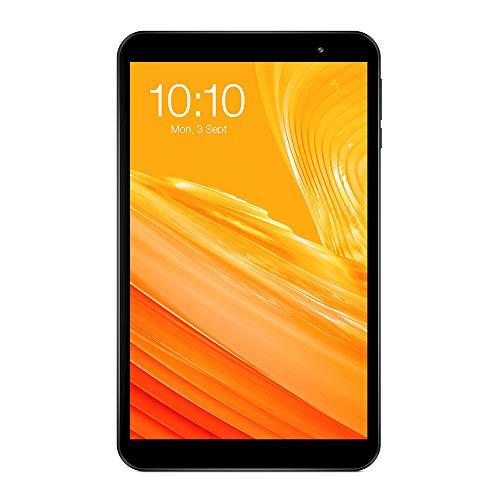 Tablette Tactile 8 Pouces, TECLAST P80X Android 9.0 avec 2Go RAM 32Go ROM, Jack Carte SIM, IMG GX6250 8 Coeurs de 1.6GHz GPS, Support TF Extension (128 Go),Intelligence Artificielle,4200mAh