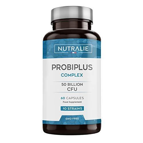 Probiótico Probiplus 50 mil millones de UFC garantizados po