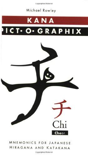 Kana pict-o-graphix: mnemonics for japanese hiragana and katakana